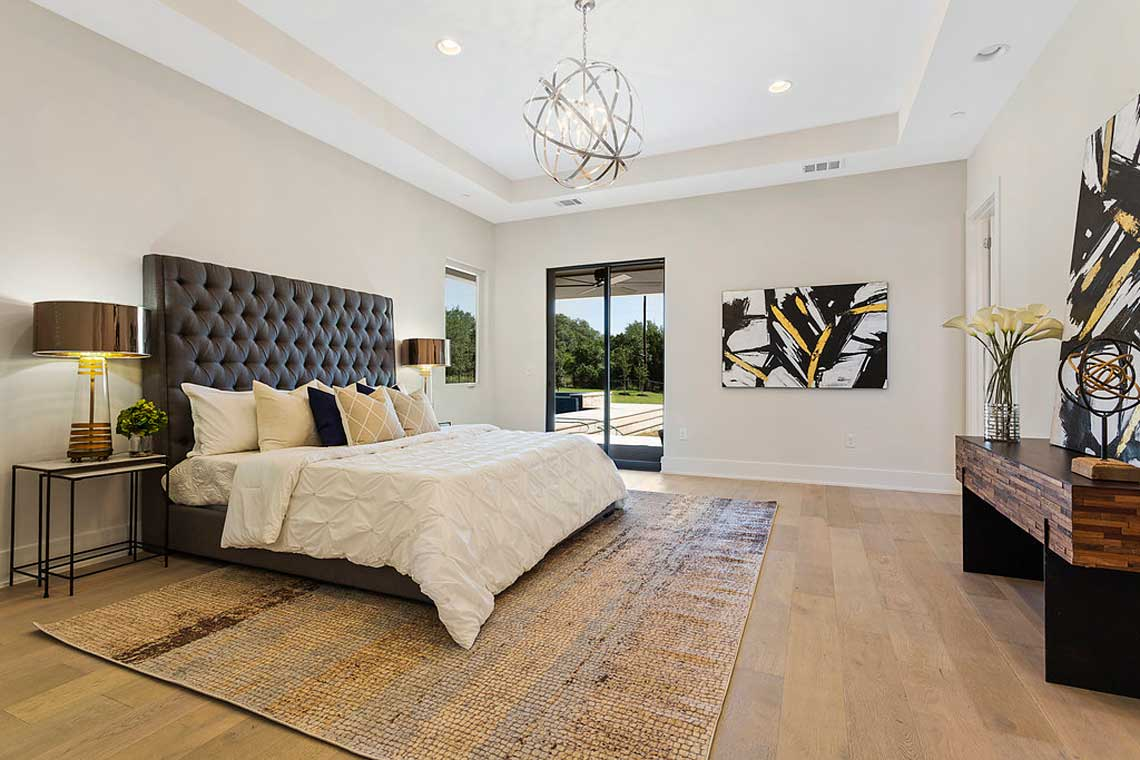 7 Creative Master Bedroom Features To Build Into Your Custom Home